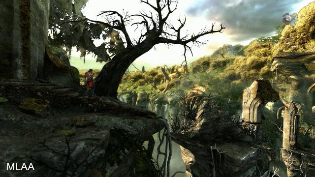 Jimenez's MLAA featured on Digital Foundry and GamesIndustry.biz