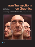 SIGGRAPH Asia Cover
